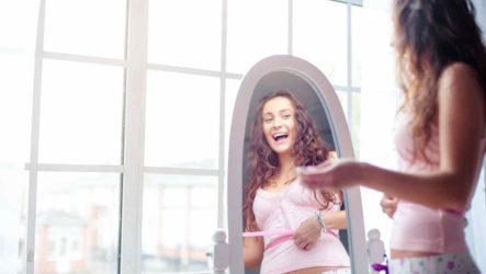 La dieta y el espejo: Cuando la mirada sobre uno mismo incide en la dieta