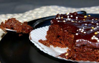 "Pastel de chocolate ""Reina de Saba"" Sin Gluten"