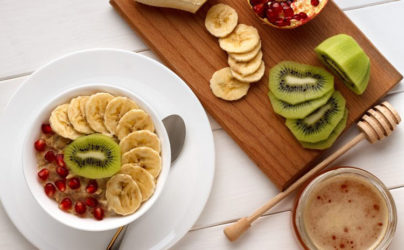 La clave es un buen desayuno
