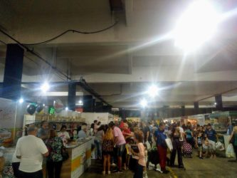 Acela cumplió 27 años y lo celebró con su clásica Expo en San Martín