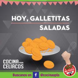 Galletitas Saladas Sin Tacc
